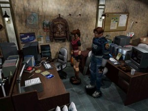 Critics and gamers praised Resident Evil 2 for its diverging stories: start as Leon, then play a new campaign as Claire, and vice versa. For her novelization, S. D. Perry combined events from each character's multiple scenarios and blended them into a cohesive narrative.