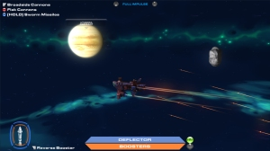 An exclusive short from an early prototype of the game that became Rebel Galaxy. Image: Travis Baldree.