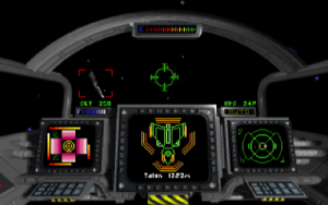 Wing Commander: Privateer.