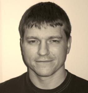 Travis Baldree, author of Fate.