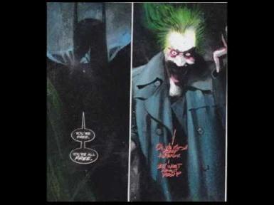 Arkham comic1
