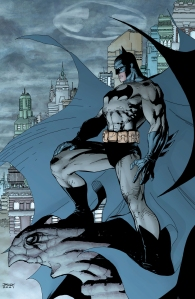 Jim Lee's Batman as seen in Hush (2003).