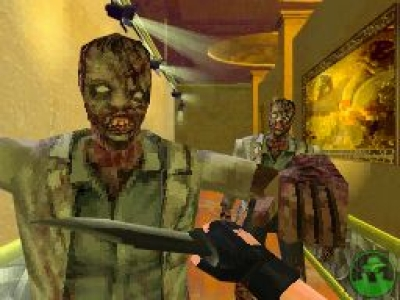 Resident Evil: Deadly Silence for Nintendo DS.