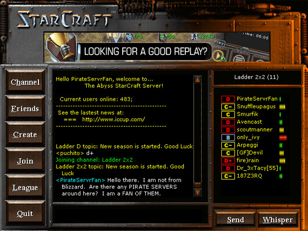starcraft battlenet1